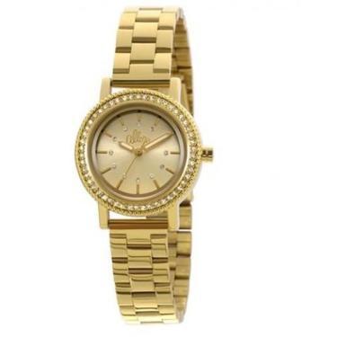 ea58d49d663 Relógio de Pulso Allora Lux Golden