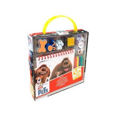 Universal. Pets - Caixa. Coleção Fun Box - Vários Autores - 9788536822983
