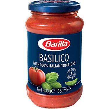 Molho Tomate e Manjericão Barilla 400g