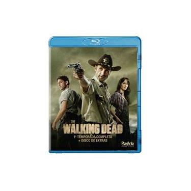 Blu-Ray - The Walking Dead Primeira Temporada Completa