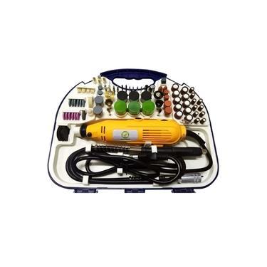 Kit Mini Retifica / Micro Retífica 212 Acessórios 300w - Siga Tools