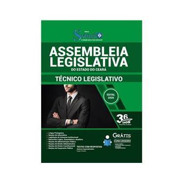 Imagem de Apostila AL CE - Técnico Legislativo Assembleia Legislativa