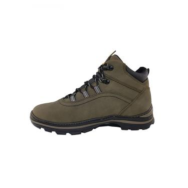 Bota Calçados Gasparini Gasparini Adventure Verde Militar  masculino