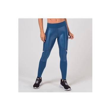 Calça Legging Fila Mindtec - Azul