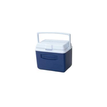 Imagem de Cooler Térmico 9,5 Litros Rb003 Azul Rubbermaid