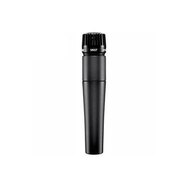 Sm57lc - Microfone C/ Fio Sm 57 Lc - Shure