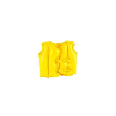 Imagem de Colete Inflável Infantil Amarelo Mor