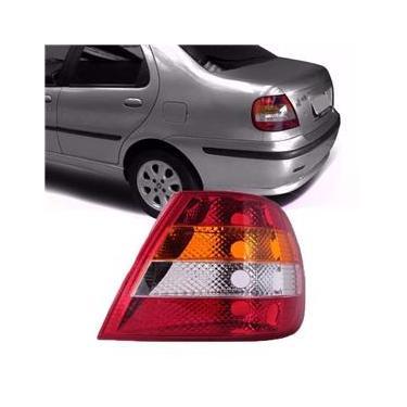 Lanterna Traseira Fiat Siena 2001 a 2003 Lado Direito