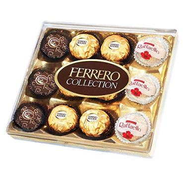 Bombom Ferrero Collection C/12 - Ferrero