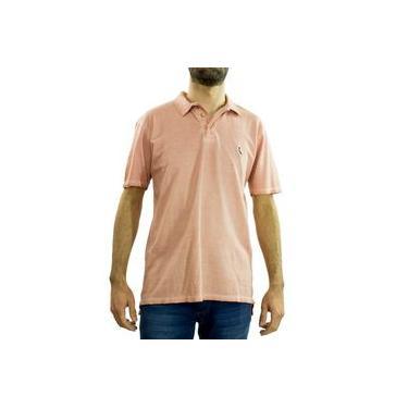 Camisa Polo Masculina Reserva Crepe Surton