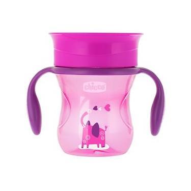 Copo Chicco 360 Perfect Cup Rosa – 200ml