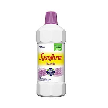Desinfetante Lysoform Lavanda 1 litro