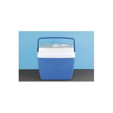 Caixa Térmica Cooler 26 Litros Alça Copos Praia Bebidas Alimentos - Mor