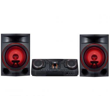 Mini System LG Bluetooth 2350W CD Player FM - Karaokê USB XBOMM CL87