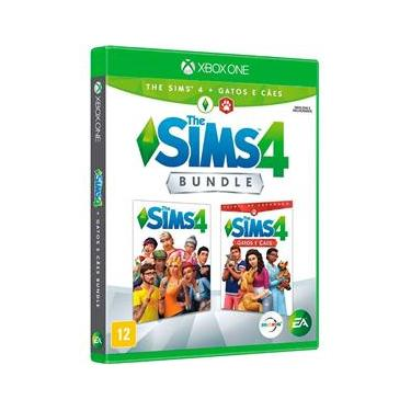 Bundle - The Sims 4 Cães e Gatos Xone