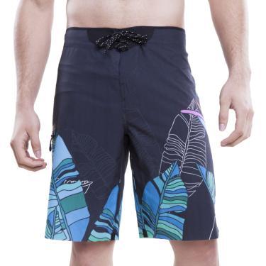 Boardshort sublimado fabulous mormaii Estampa-azul 38