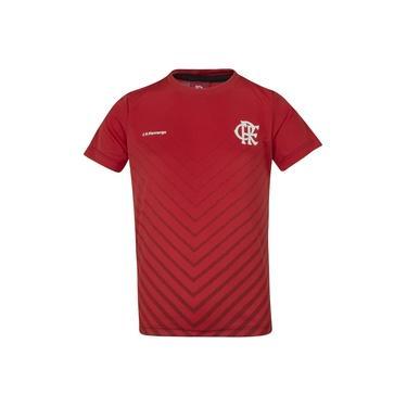 Camiseta do Flamengo Bent - Infantil
