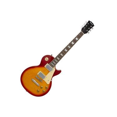 Imagem de Guitarra Elétrica Thomaz TEG-430 Cherry Les Paul