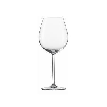 Taça Água E Vinho Tinto Schott Zwiesel 613 Ml 6 Peças Diva