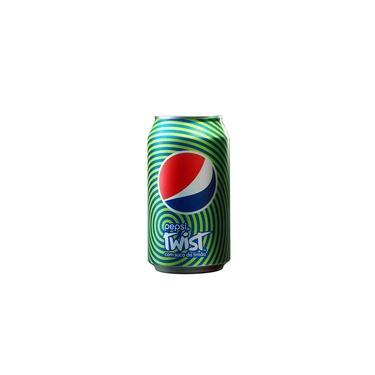 Refrigerante Pepsi Twist Lata 350 Ml