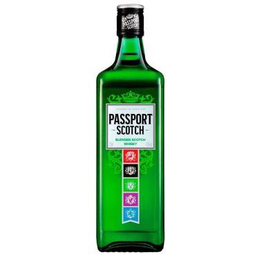Whisky Passport 670 ml