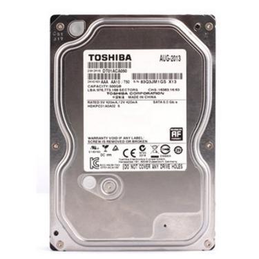 """Toshiba 500gb 1tb 2tb 4tb hdd hd disco rígido 3.5 """"disco rígido interno dt01aca050 sata 3.0 7200rpm"""