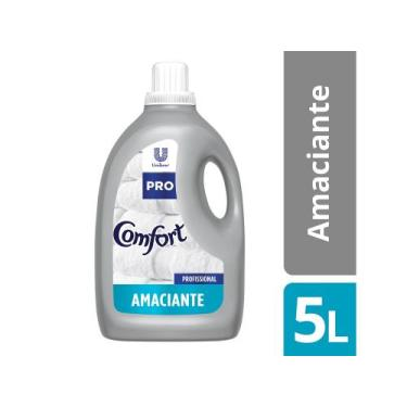 Amaciante Comfort Profissional Diluído Pro - 5L