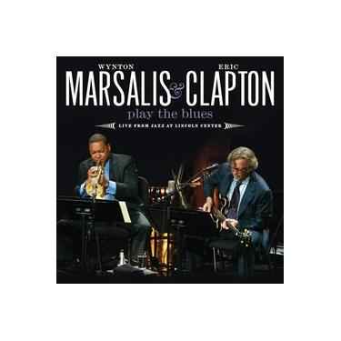Cd Wynton Marsalis And Eric Clapton Play The Blues