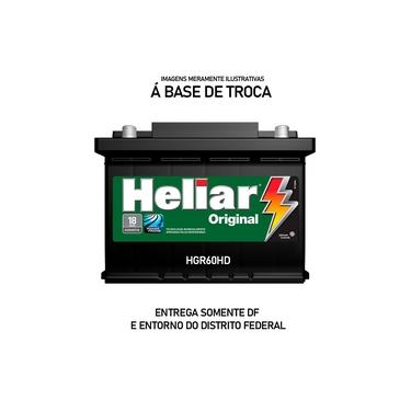 Bateria Helia Original Hgr60hd 60 Amperes