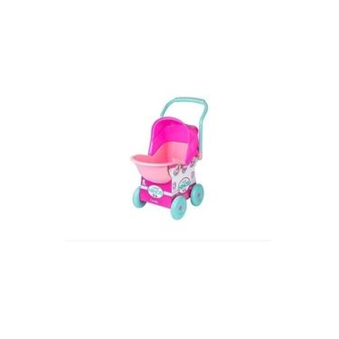Imagem de Carrinho Para Bonecas Baby Alive Infantil Grande Cotiplas