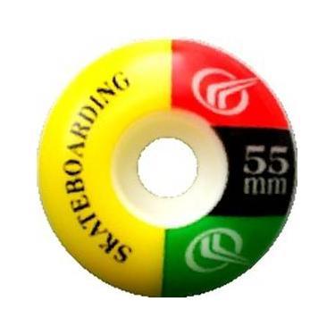 Rodas e Rolamentos para Skate R  80 a R  100 55 mm  b9315482e24