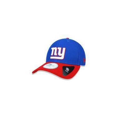 24cccd767d4e7 Bone 940 New York Giants Nfl Aba Curva Snapback Royal New Era