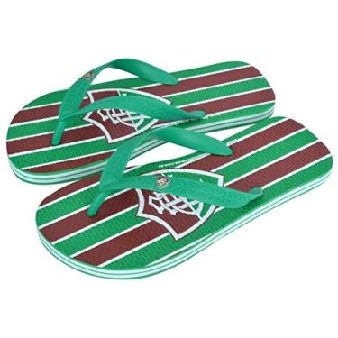 Chinelo Fluminense Adulto Domenicca Licenciado
