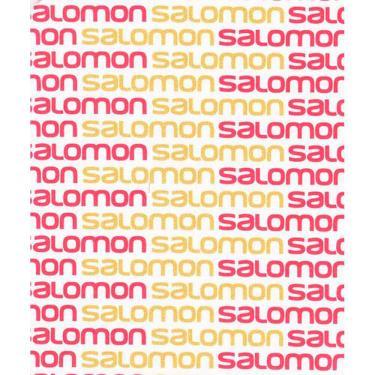 Pescoceira Salomon - Branco / Rosa