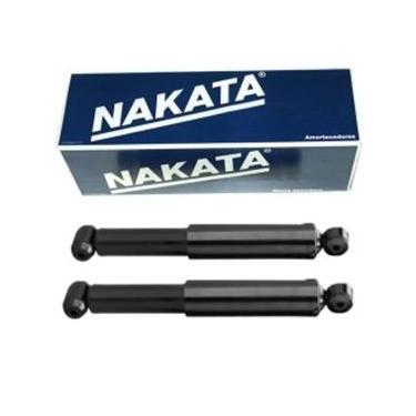 Amortecedor Traseiro Nakata GM Corsa Classic Celta Ac30728 (Par) Garantia de 02 anos