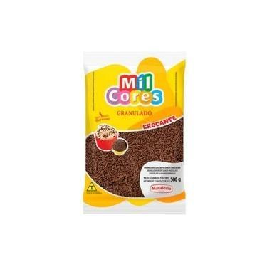 Imagem de Granulado Crocante Mil Cores 500gr Mavalerio