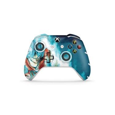 Skin Adesivo para Xbox One Slim X Controle - Dragon Ball Super