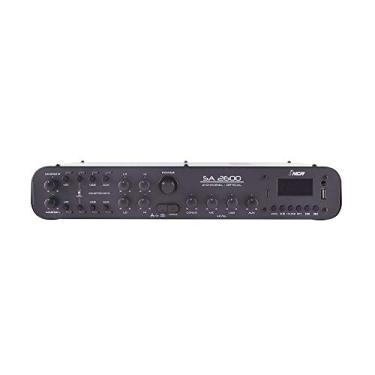 Amplificador Receiver Ll Nca Sa 2600 Usb/Bt/Sd/Fm Optical 2x90W