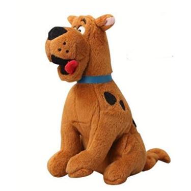 Imagem de Pelúcia Boneco Bicho Bichinho Cachorro Scooby Doo Desenho