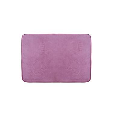 Imagem de Tapetes Banheiro Antiderrapante Super Soft Foam 50X70Cm Lilas Realce Premium