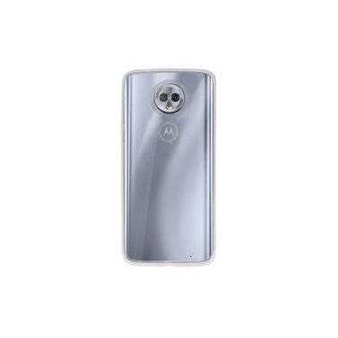 b5115eaf3c Capa para Moto G6 Play em Tpu - Mm Case - Transparente