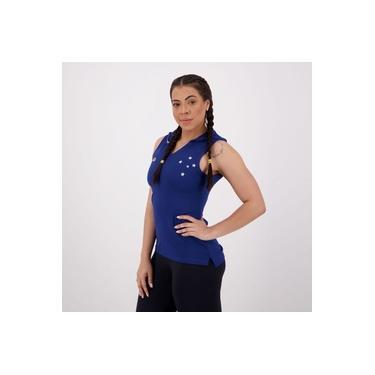 Blusa Cruzeiro Drift Feminina