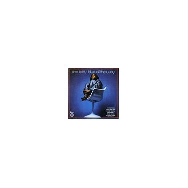 CD Tina Britt - Blue All the Way (Importado)