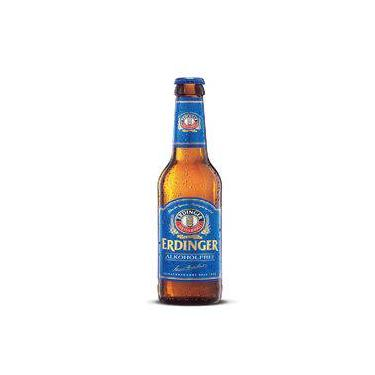 Cerveja Alemã Erdinger Sem Alcool 300ml
