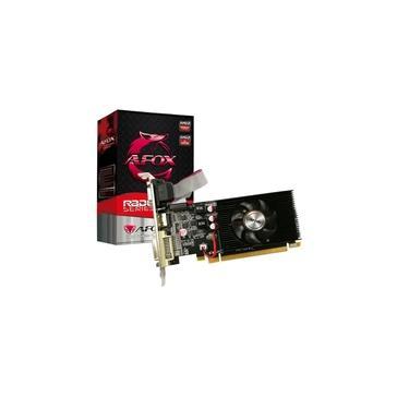 Imagem de Placa De Video Afox Radeon R5 220 2gb Ddr3 64 Bits Lp - Hdmi - Dvi- Vga - Afr5220-2048d3l5