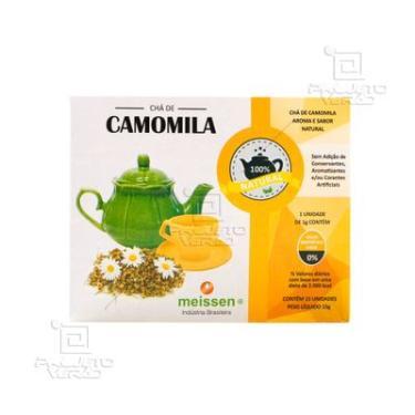 Chá de Camomila 15 Sachês 1,4g - Meissen