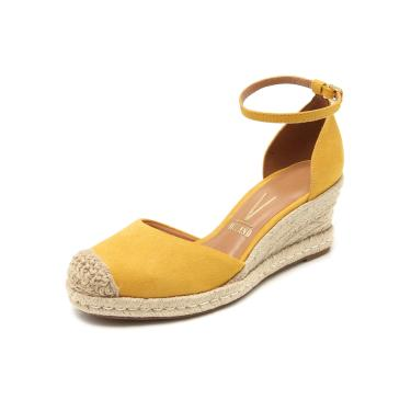 b3e5a1a78 Sandália Vizzano Amarelo | Moda e Acessórios | Comparar preço de ...