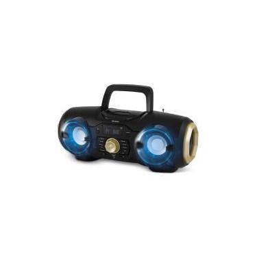 Boombox Philco PB0400BT Reproduz MP3 -