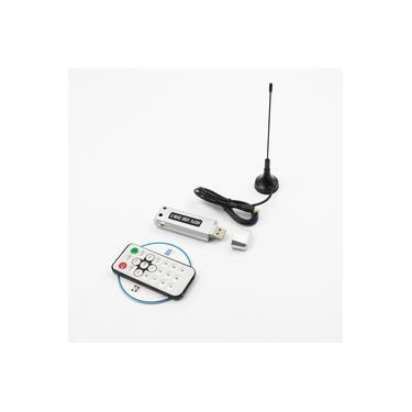 Rádio Software 2,0 USB DVB-T Receptor de TV digital para PC Tecnologia Stick