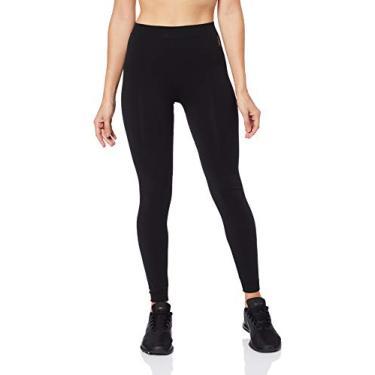 Calça legging Underwear Warm, Lupo, Feminino, Preto, M